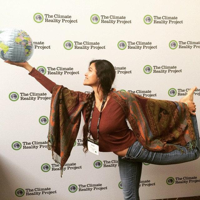 Dancing for Mama Earth ❤️