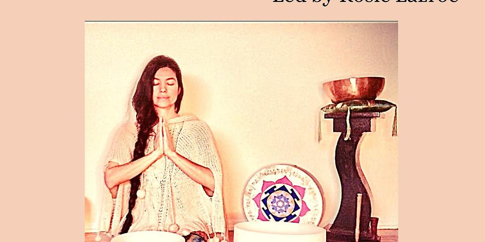 Sound Healing Intensive for Yoga Teachers