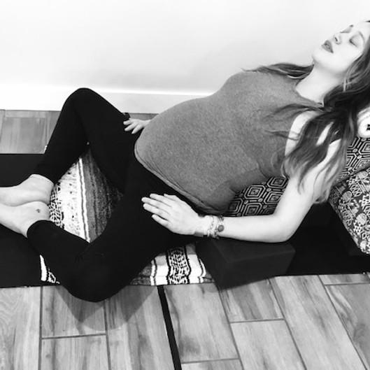 Online Prenatal Yoga Teacher Training