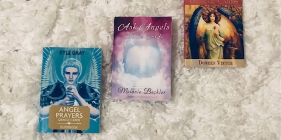 Virtual Angel Card Reading Workshop