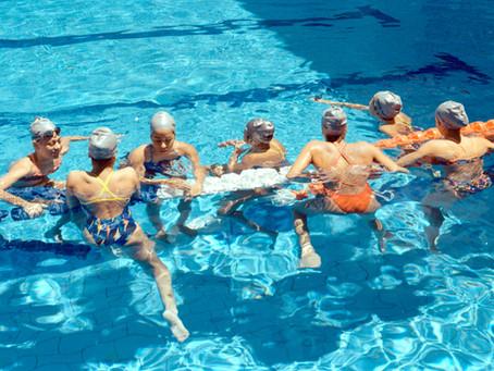 RebelCairo x Egypt's Olympic Artistic Swimming Team