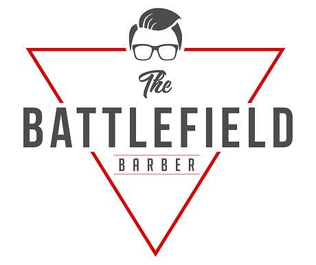 battlefield barber logo