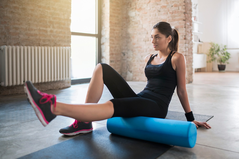 physical therapy Fairfield, CT Manual Therapy Specialists CFMT foam rolling