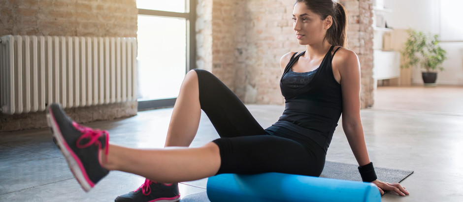 Foam Rolling makes you Feel Better and Move Better... When and How do you do it?