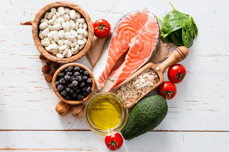 fairfield, physical therapy, nutrition for healing