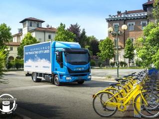 """Iveco a câştigat cu noul Eurocargo """"International Truck of the Year 2016"""""""