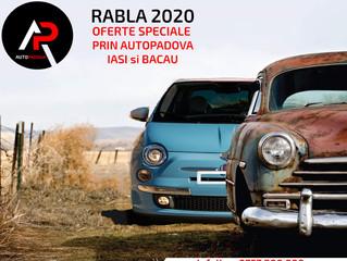 RABLA 2020 prin Autupoadova Iasi, Bacau