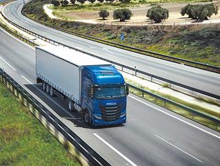 IVECO S-Way NP 460 este Camionul Sustenabil al Anului 2021