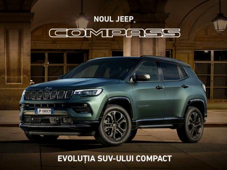 Noul Jeep® Compass