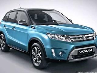 Drive Test - Suzuki Vitara