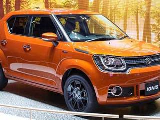 Suzuki IGNIS – un crossover iconic, compact și versatil
