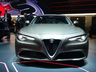 Alfa Romeo Giulia este una din principalele atracții ale Salonului Auto de la Geneva