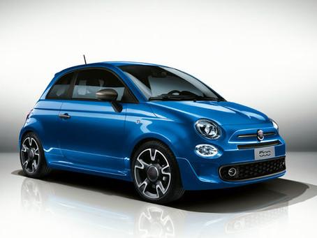 Fiat 500s lansat