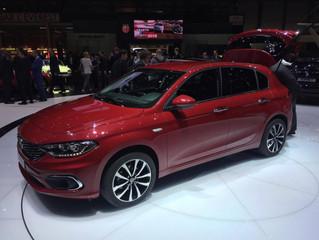 FIAT la GENEVA, noul Fiat Tipo si alte modele