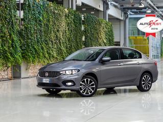 Fiat TIPO: Ieftina ca Dacia, frumoasa ca Alfa!