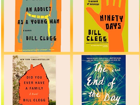 Author Bill Clegg—Storytelling Sprinkled in Fairy Dust