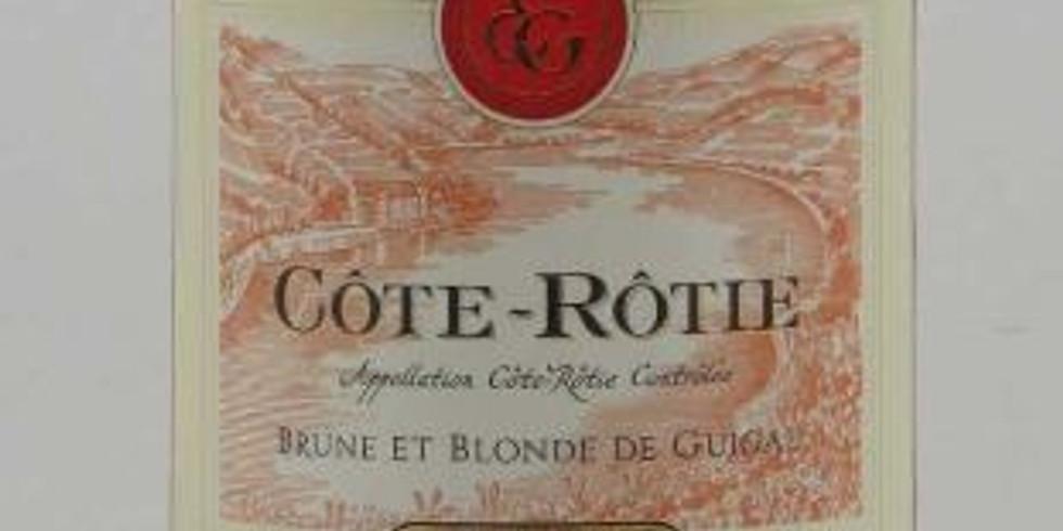 Dégustation : Côte-Rôtie Brune et Blonde de Gigal : 1989 - 2015