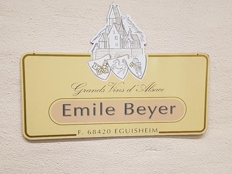 Visite : Émile Beyer - Eguisheim - Alsace