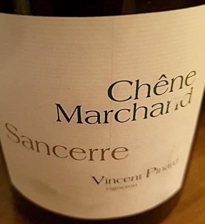 Sauvignon blanc Vincent Pinard Sancerre