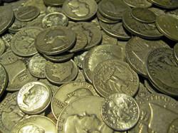 90% Silver Coins