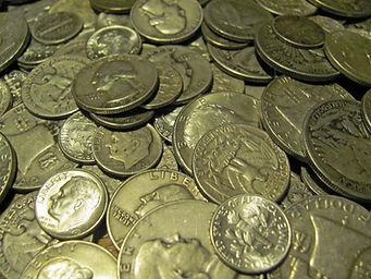 Silver Coin Values - 90% Silver Coins - Sell Silver Coins