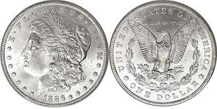 Morgan Silver Dollars