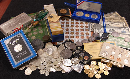 Raleigh Coin Appraisal - Local Coin Appraiser