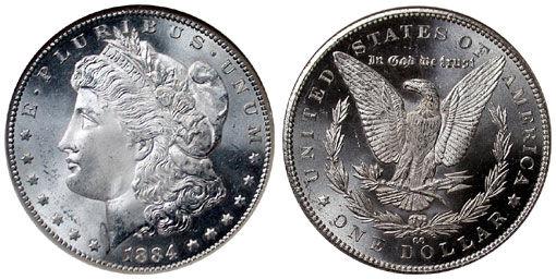Morgan Silver Dollar - Silver Dollar Values