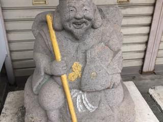 日本むかし話しのような話し 毎朝の通勤で毎朝思うこと 鹿島自動車センターの笠地蔵