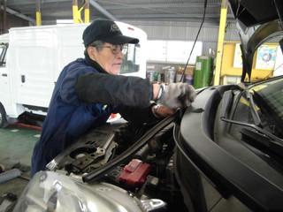 中山工場長の52年間 ~月々1万円の鹿島自動車センター~