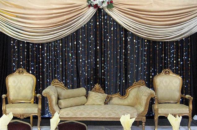 Wedding Stage 8