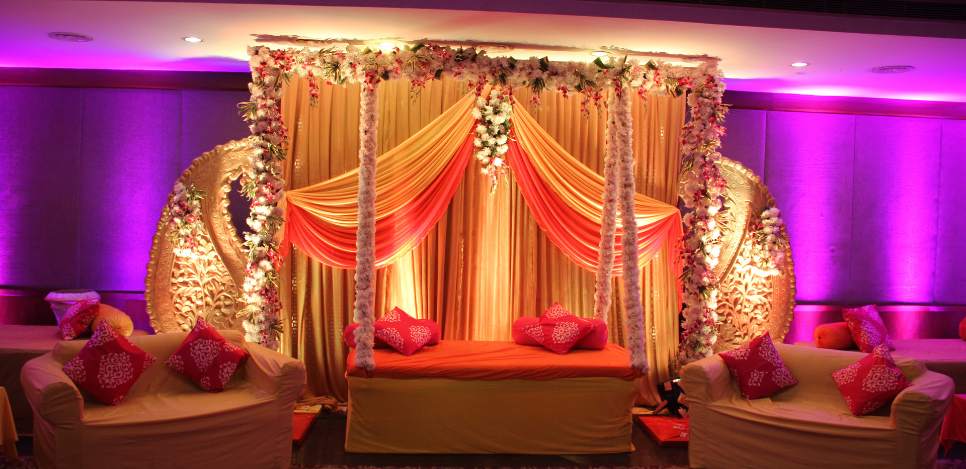 Wedding Stage 6