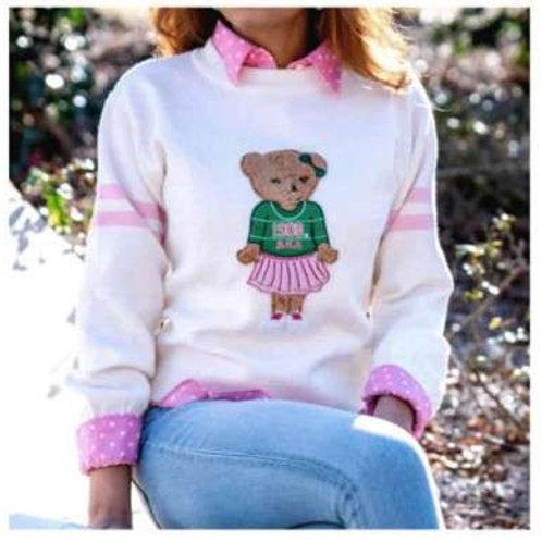 AKA Bear Sweater^