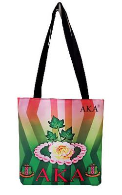 AKA Rose Small Bag-Tote 400