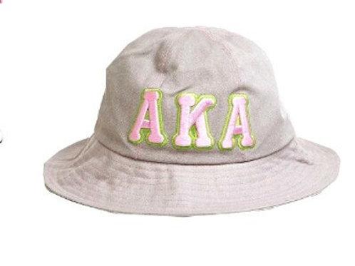 AKA Kahai Bucket Cap Hat-AKA Greek