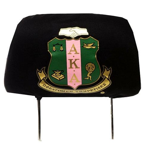 AKA Black Headrest