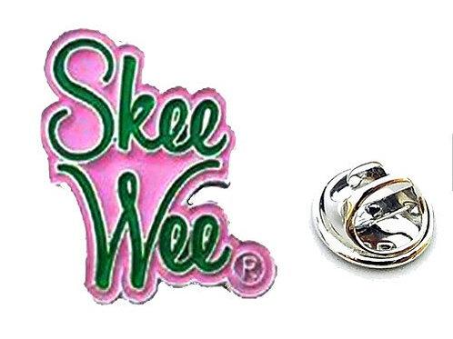 AKA Skee Wee Lapel Pin-Brooch