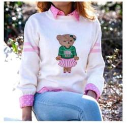 AKA Bear Sweater 400