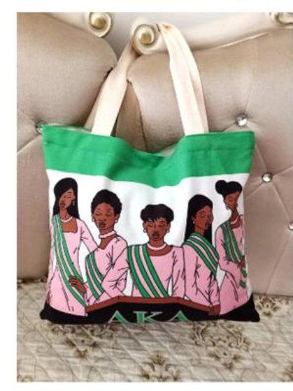 AKA Pretty Girl Bag/Tote-