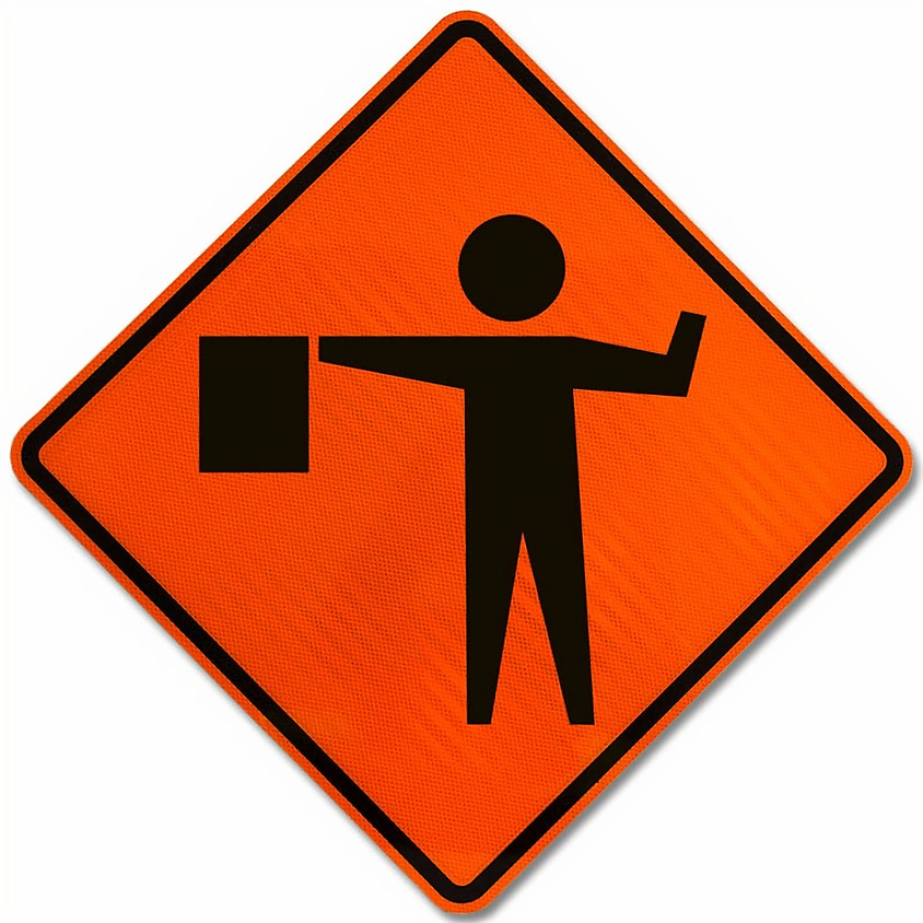 4 Hour Flagger Training Certification - Thursday May 20