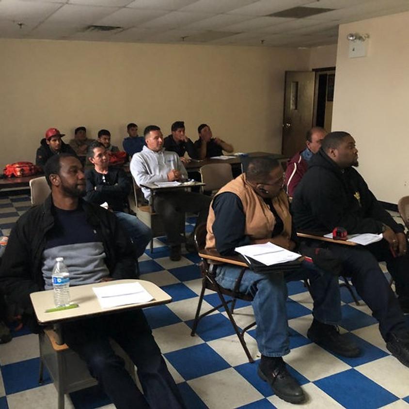 30 Hour OSHA Class - In-Person June 8th