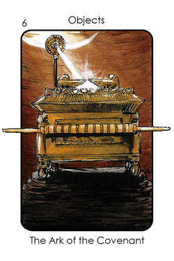 Objects-6a_Ark of the Covenant (Raiders of the lost ark)_Colour 2