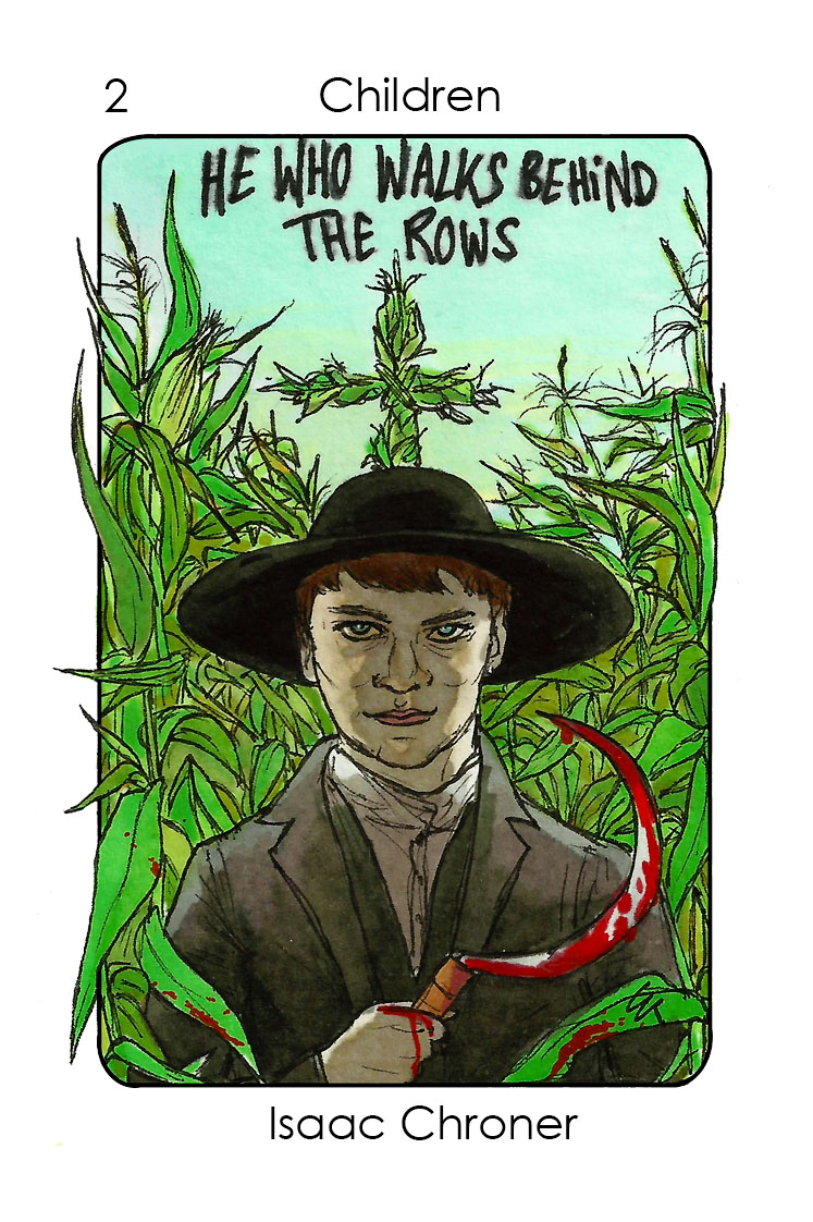 Isaac (Children of the corn)