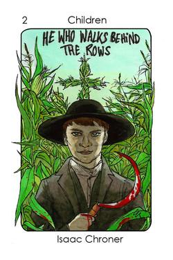 Isaac (Children of the corn)