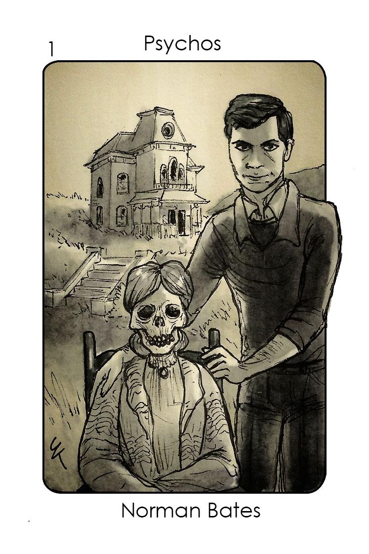 Norman Bates (Psycho)