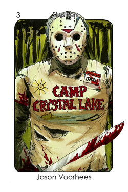 Jason Voohees (Friday the 13th)