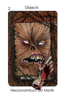Objects-2_Necronomicon Ext Mortis (Evil Dead)_Colour 2