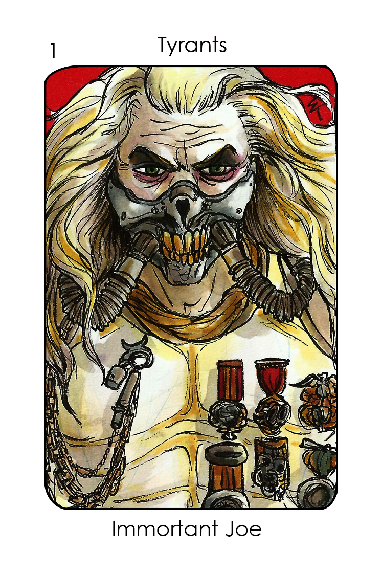 Immortan Joe (Mad Max Fury road)