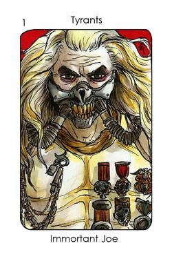 Immortan Joe (Mad Max Fury road)
