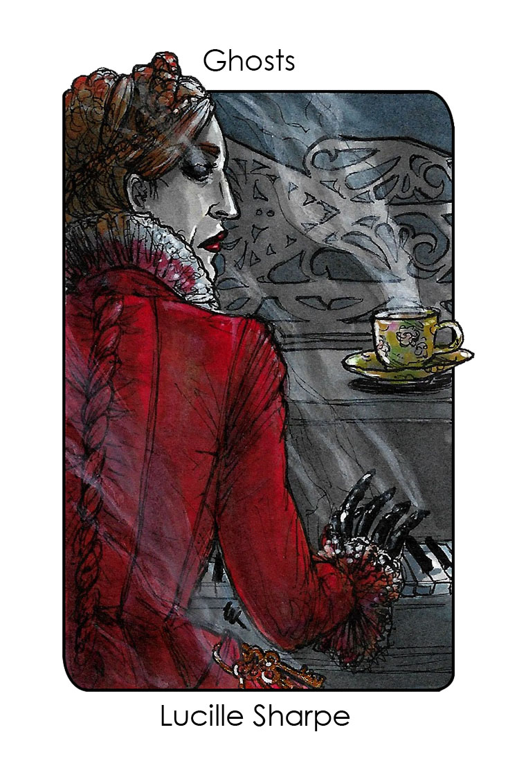 Ghosts-2_Lucille Sharpe (Crimson Peak)_Colour 3
